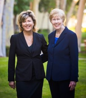 Colleen and Patricia Barberis